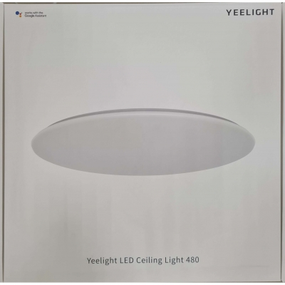 Потолочная лампа Xiaomi Yeelight JIAOYUE Bright Moon LED Intelligent Ceiling Lamp (белый), фото 11