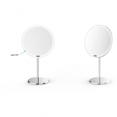 Настольное зеркало Yeelight Xiaomi LED Lighting Mirror, фото 3