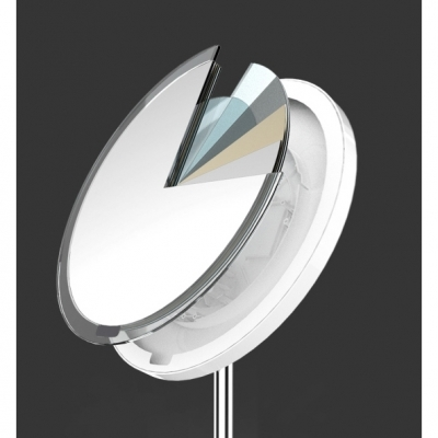Настольное зеркало Yeelight Xiaomi LED Lighting Mirror, фото 13