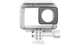 Аквабокс YI 4K Action Camera Waterproof Case, фото 1