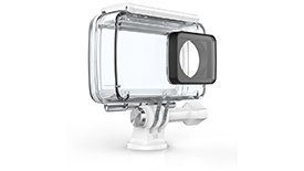 Аквабокс YI 4K Action Camera Waterproof Case, фото 3