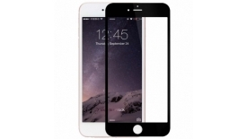 Защитное стекло Rock Tempered Glass Anti Crack Edge для iPhone 7/8, фото 1