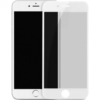 Защитное стекло Rock Tempered Glass Anti Crack Edge для iPhone 7/8, фото 2