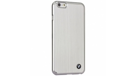Архив товаров Poood.ru: Чехол CG Mobile BMW Signature Brushed Aluminium для Apple iPhone 6/6S Plus (BMHCP6LMBS) серебряный за 590 руб.